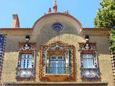 Rua do Sacramento à Lapa, Lisboa  Palacete Visconde de Sacavém