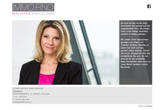 Immo Fino Real Estate Services Real Estate Services, Real Estates, Life