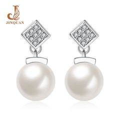 Hot Fashion Charm Imitation pearls Punk Style vintage Stud brincos Earrings for women cuff Jewelry wholesalers Holiday gifts