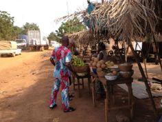 Cotonou, Benin (West Africa).