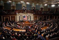 Senado de EE. UU. aprueba proyecto para sancionar a funcionarios venezolanos