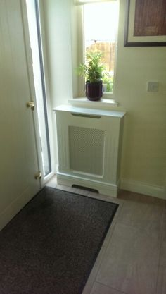 Traditional style radiator cover...