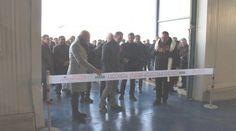 Lavello (Potenza) - Inaugurato centro raccolta rifiuti speciali agricoltura