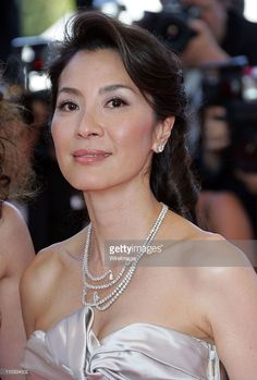 Michelle Yeoh during 2007 Cannes Film Festival - 'Chacun Son Cinema' All…