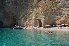 Paradise Beach Corfu Greece