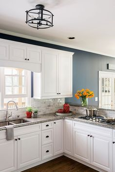 77+ Paint or Reface Kitchen Cabinets - Decorating Ideas for Kitchens Check more at http://www.apprenticecruisechallenge.com/paint-or-reface-kitchen-cabinets/ #kitchencabinet