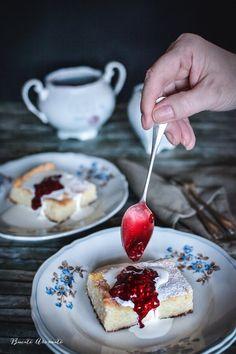 Alivancă moldovenească - prăjitura vacanţelor la bunici | Bucate Aromate Cheesecakes, Ricotta, Chocolate Fondue, Panna Cotta, Cereal, Pudding, Cooking, Breakfast, Ethnic Recipes