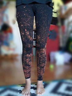 Honeycomb Pattern, Stockings, Etsy Shop, Pants, Style, Fashion, Pattern Leggings, Socks, Trouser Pants