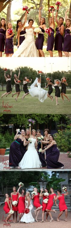 wedding photography pose ideas for edgy | Bridesmaids Photo Ideas | Austin Wedding Ideas