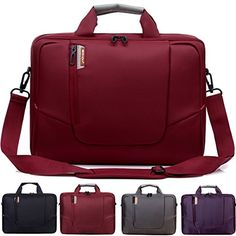 BRINCH(TM) 17.3 inch New Soft Nylon Waterproof Laptop Computer Case Cover Sleeve Shoulder Strap Bag with Side Pockets Handles and Detachable for Laptop / Notebook / NetBook / Chromebook,Colour Red BRINCH(TM) http://www.amazon.com/dp/B0194SY1G2/ref=cm_sw_r_pi_dp_yeZ8wb0KACZVK