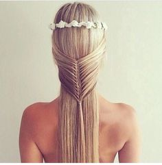 Mermaid braid!