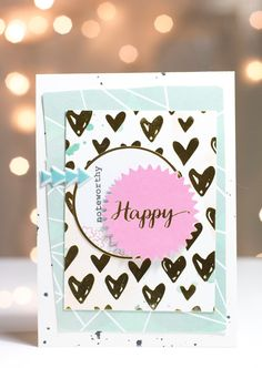 all occasions card DIY