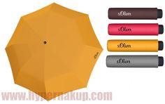 Skladacie  dáždniky  s.Oliver kolekcie Smart uni Seasonal sú  praktickým a módnym spoločníkom do nepriaznivého počasia v každom ročnom období.Dáždniky v rôznych farebných prevedeniach  s dĺžkou v zloženom stave 23cm , môžete pohodlne uložiť v aute, taške alebo v kabelke.ŠpecifikácieHmotnosť: 276g - Dĺžka: 23 cm / v zloženom stave / - Priemer: 100 cm - Funkcia: manualnyPoťah: polyester - Konštrukcia : oceľFarba : voliteľná podľa aktuálnej ponukyBalenie obsahuje : 1ks Dáždnik skladací… Uni, Lipstick, Seasons, Lipsticks, Seasons Of The Year
