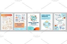 Nursing Resume Template, Brochure Template, In Home Nurse, Leaflet Printing, Nursing Care Plan, Senior Home Care, Social Media Logos, Care Plans, Newsletter Templates