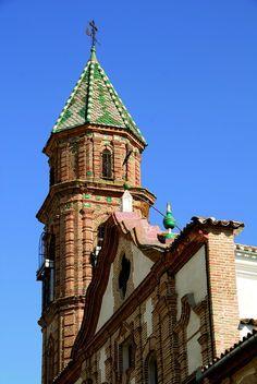 Convento de las Minimas, Archidona. Málaga