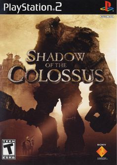 Quite possibly one of the most memorable games I've ever played, Shadow of the Colossus is not one to be missed. The title and cover essentially say it all.