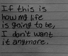 Everything is meaningless to me right now...I sometimes feel this way. But I am getting better.