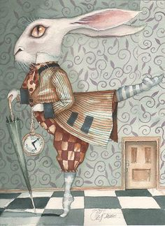 Dominic Murphy | Alice in Wonderland