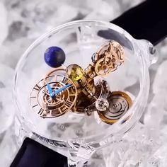 [Jacob & Co. : Tourbillon Baguette] Swatch for billionaires http://ift.tt/2Bitvs8