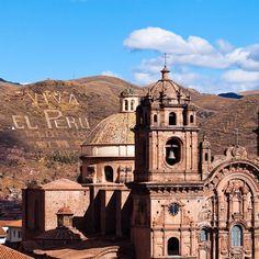 Cusco, Peru, em 2005. #Viagem