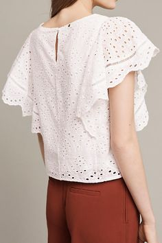 Slide View: 4: Cluny Blouse