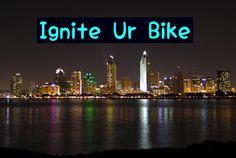 Fun wheel lights to ride ur bike in style anywhere! Decorate ur bike. City Lights in San Diego. Great for camping #bike #decorations #igniteurbike #red #white #fun #ledlights #bike #bicycle #igniteyourbike #holiday #colors #festive #december ##Kidsafety #Groupcycling #GPSlights#igniteurbike #wheelchairlights #wheelchairfun #technology #Sandiegoconventioncenter #comiccon  #igniteyourbike #Technologyandlights #robots #burningman #