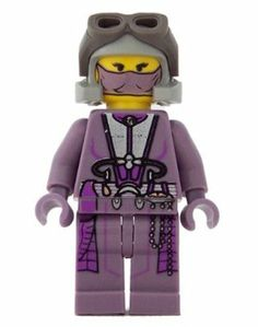 Zam Wesell - LEGO Star Wars Figure by Lego. $21.99. Exclusive to LEGO Set 7133 Bounty Hunter Persuit