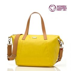 Noa - Great colour for Spring! Plus contributing to Women and Children First! All good deeds deserve a new bag!
