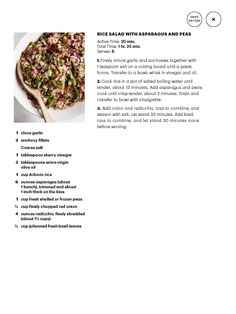 """I saw this in """"Our Guide to a Delicious Summer"""" in Martha Stewart Living June 2014."""