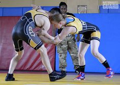 SGT Conder, represented the Colorado Army National Guard in the 2016 Olympic Games as the Women's free-style wrestling alternate.
