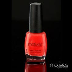 """Wearing this right now!  """"I Love to Coral"""" LOVE IT!!  Motives Cosmetics  Market America"""