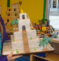 how to make a 3d model of the nile river