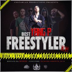 Yang P - Best Freestyler EP (2016)
