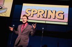 Jon Boydon as Tommy DeVito in JERSEY BOYS credit Brinkhoff & Mögenburg Tommy Devito, Jersey Boys, London Theatre