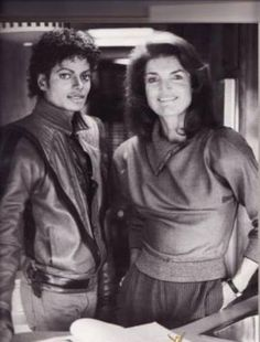 "Today in MJ HIStory - 5/23/1994 - On the death of Jacqueline Kennedy Onassis, Michael says:   ""She was my friend. Friends are few. She will be sorely missed by all who knew her."""