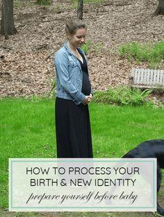 process your birth