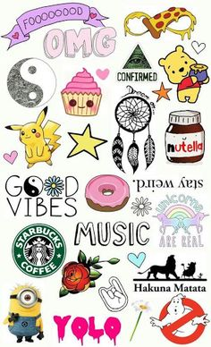 Image result for cute food backgrounds