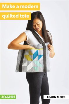 Textile Patterns, Sewing Patterns Free, Quilt Patterns, Bag Patterns, Textiles, Sewing Crafts, Sewing Projects, Crafty Projects, Quilted Tote Bags