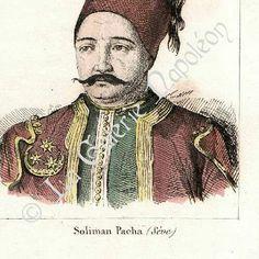 الفريق سليمان باشا الفرنساوي soliman pasha (seve)