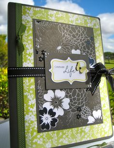 Wahine Inks...: Altered Composition Book