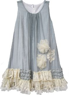 f0f5c7fe1e9b Isobella & Chloe Little Girls Gray Vicki A-Line Sleeveless Party Dress -  poster high heels