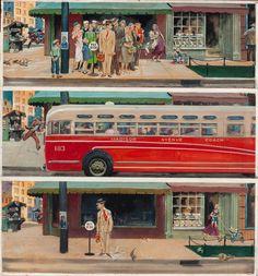 bus stop 1956 online free