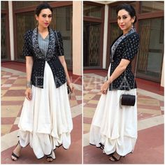 Celeb Fashion,karisma Kapoor,esha amin,Shruti Sancheti,Pinnacle by Shruti Sancheti