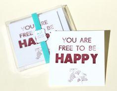 Mil Letterpress cards