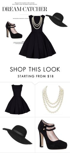 """""""Dream Catcher"""" by pugsrool ❤ liked on Polyvore featuring Chanel, Topshop, Kate Spade, women's clothing, women's fashion, women, female, woman, misses and juniors"""