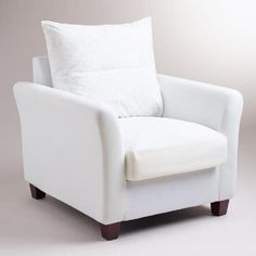 One of my favorite discoveries at WorldMarket.com: Luxe Chair Frame Was $180, but being discontinued so $90 - free s.h over $150 but think $40 bulky surcharge applies. ALL excellent reviews
