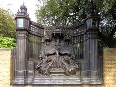 The Queen Alexandra Memorial by Alfred Gilbert, 1932, Marlborough Road, City of Westminster, London