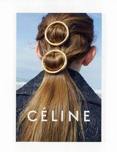 Céline spring/summer 2015.