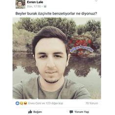 Güldük eğlendik şimdi kendi fotonu at :dd (Sola kaydırmalı)  Daha fazlası��@serhatcudamal @serhatcudamal  #mizah #eğlence #komedi #komik #karikatür #caps #vine #türkiye #youtube #facebook #instagram #twitter #tumblr #istanbul #izmir #ankara #videos #fenerbahçe #galatasaray #beşiktaş #komikvideo #nusret #survivor #erkek #bayan #kadın #makyaj #kozmetik #giyim #aksesuar http://turkrazzi.com/ipost/1524764985555975882/?code=BUpDa0CBH7K