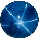 This Blue Star Sapphire, in the AA Grade, Displays a Dark Blue Color with some faint patchiness and a sharp, evenly centered and bright 6 ray star (with light). It has excellent proportions with a good polish and medium dome. This Natural Sapphire Gemstone Has Undergone No Treatment of Any Kind. NOTE: Be sure to select the RIGHT gemstone/diamond size by millimeter only. Selecting your gemstone/diamond by carat weight is NOT ACCURATE and will most likely be the wrong size. The best way to…